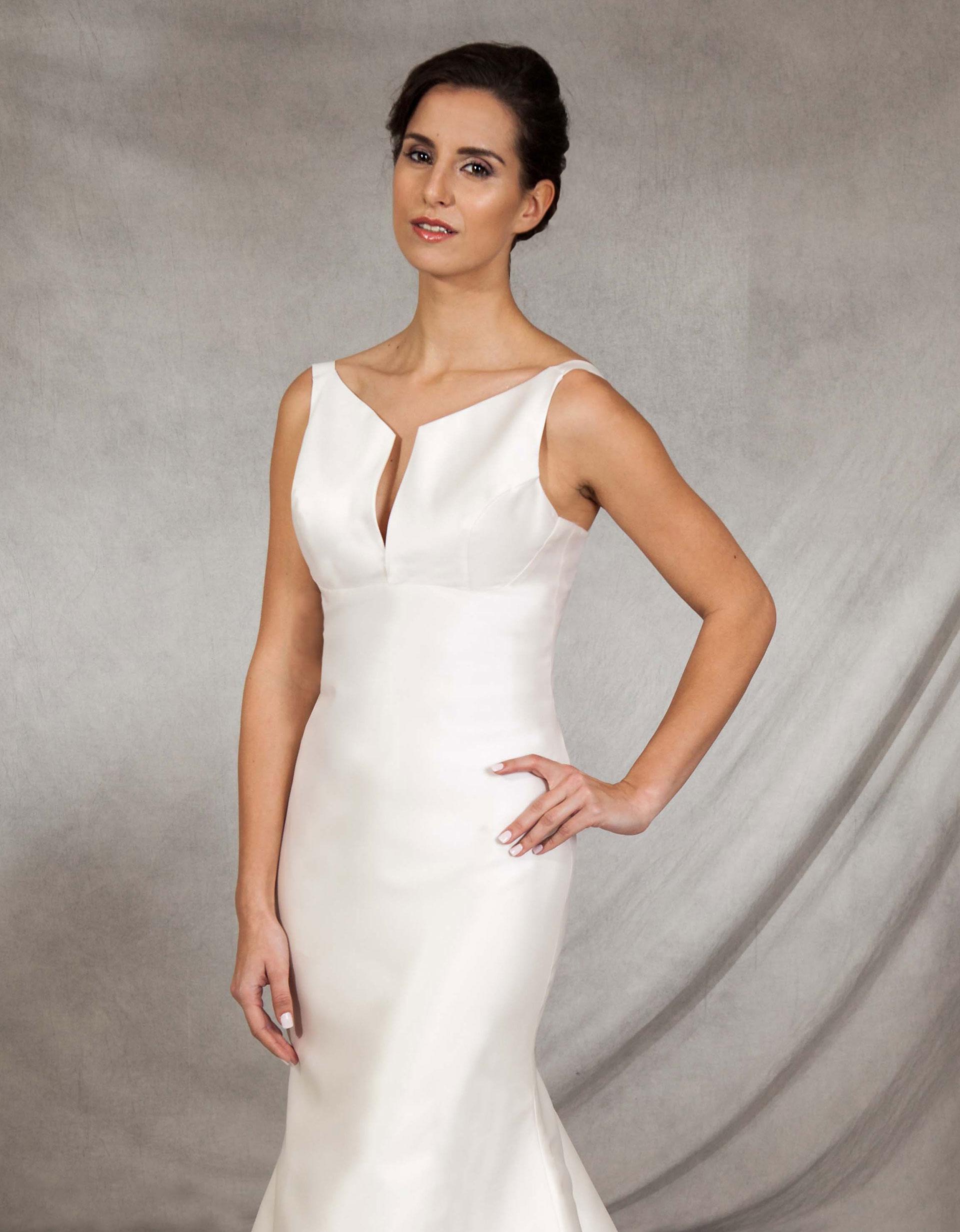 Brautkleid Maiza im Meerjungfrau-Stil