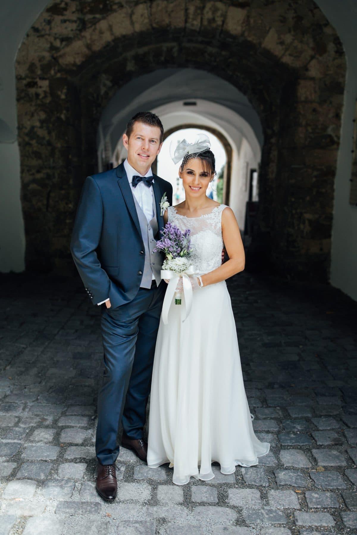 Elcin's Brautkleid nach Maß
