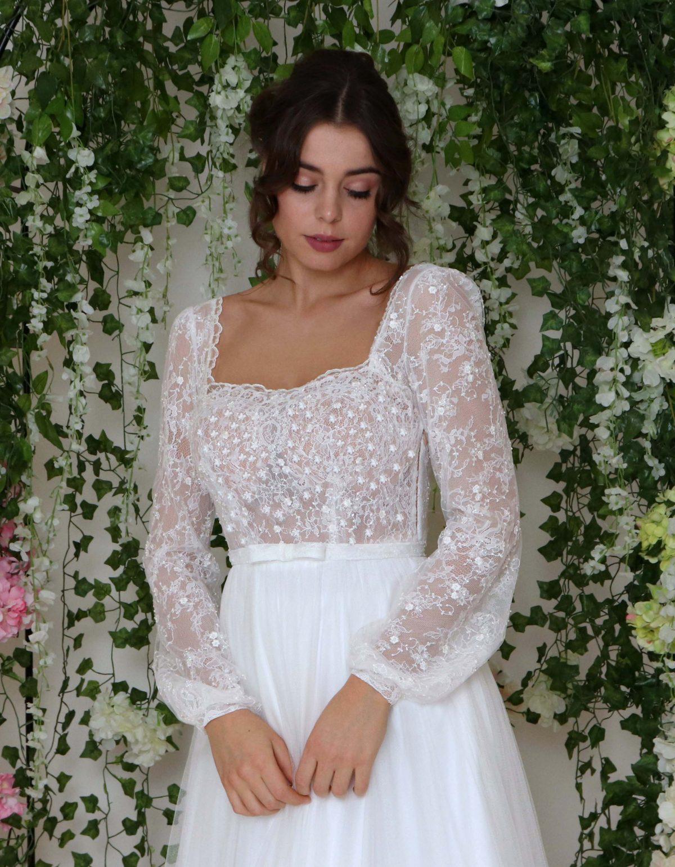 Titelbild Brautkleider Kollektion Love 2020